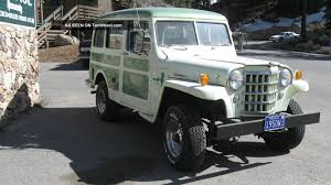 jeep willys wagon for sale 1950 willys wagon information and photos momentcar