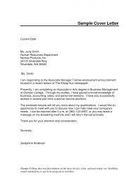 cover letter for babysitting job
