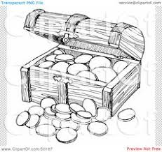 free treasure coloring pages pirate treasure chest coloring