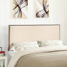Cushioned Headboards For Beds Bedding Awesome Upholstered Headboards For Your Bedroom Design