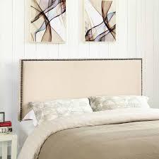 Linen Upholstered King Headboard Bedding Awesome Upholstered Headboards For Your Bedroom Design