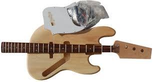 Diy Kit by Stretton Payne Bass Electric Guitar Jazz Bass Diy Kit Build