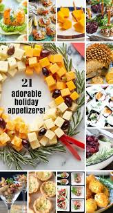 holiday appetizers 21 easy and adorable holiday appetizers the view from great island