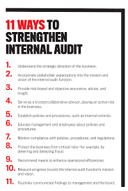 the external auditing view from outside strategic finance