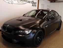 Bmw M3 Blacked Out - super rare 2012 bmw frozen black m3 rare cars for sale blograre