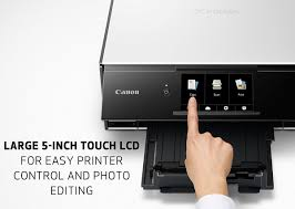 canon pixma ts9020 wireless printer with scanner and copier