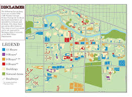 University Of Michigan Campus Map by Clinton Adams Msu Campus Map