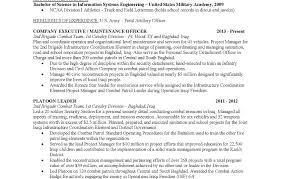 veteran resume exles infantry resume exles excellent army to civilian