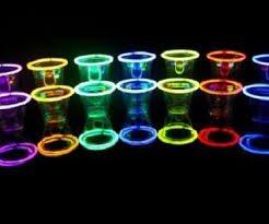 glow in the cups glow stick party cups