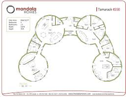 tamarack floor plans tamarack series floor plans mandala homes prefab round homes