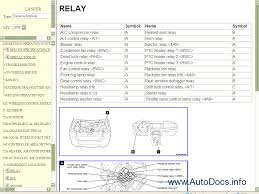 mitsubishi lancer x 2009 service manual repair manual order u0026 download