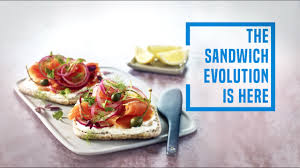 the sandwich evolution is here youtube