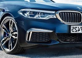 2019 bmw 550i xdrive redesign and changes exterior front angle