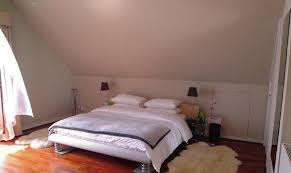 quel mur peindre en couleur chambre chambre mansardee quel mur peindre waaqeffannaa org design d