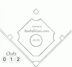 10 pics of mlb stadium coloring pages baseball field coloring