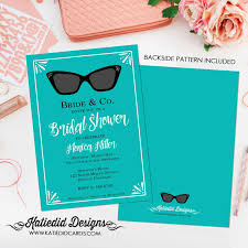 bridal shower invitation bachelorette hen party wedding invite