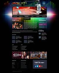 bootstrap sites templates online radio station wordpress template id 300111825 from