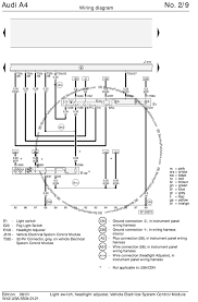 audi b7 wiring diagram audi wiring diagrams instruction