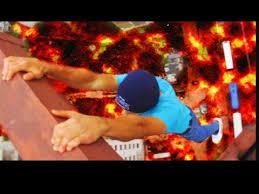 Challenge Kid Dies Kid Dies Doing Floor Is Lava Challenge Skit