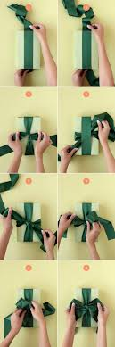 gift wrapping bows how to tie the bow julep