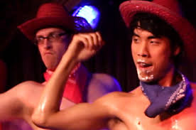 regular guys try magic mike regular guys try magic mike stripping and the results are hillarious