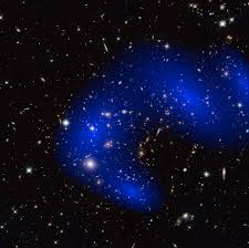 Space Debris Map Dark Matter Even Darker Than Once Thought Esa Hubble