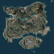 isi layout peta pubg interactive map selection