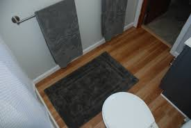 floor design wonderful bathroom decoration with light brown peel