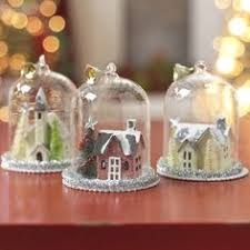 diy bell jar ornaments maybe make a mini me from a photograph