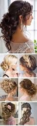 best 25 wedding half updo ideas on pinterest bridal hair half