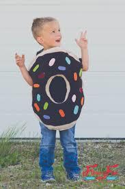 Donut Halloween Costume Easy Donut Costume Diy Free Pattern Fleece Fun