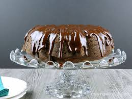 chocolate peppermint cream cheese bundt cake u0026 calgon take me away