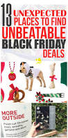 roomba black friday sale 13 unexpected places to find unbeatable black friday deals the