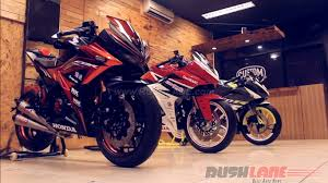 honda cbr r150 2016 honda cbr150r customized photos and video