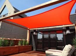 shade sails for your fresh patio umbrellas on sail canopy for