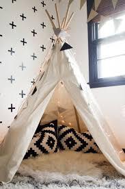 tipi chambre créer une chambre enfant design moderne et originale