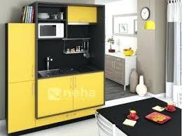 cuisine compacte mini cuisine mini cuisine inox avec lave vaisselle et