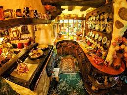 hobbit home interior lord of the rings fan builds his own hobbit house