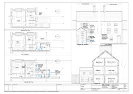 georgian mansion floor plans georgian house renovation dundalk louth existing plan