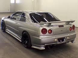 modified nissan skyline r34 august 2016 torque gt