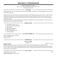 Hairdresser Resume Essay Writing Exercises College Cover Letter Example Jobstreet