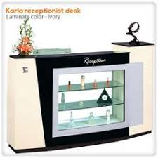 Small Space Salon Ideas - reception desks salon furniture lee nail supply