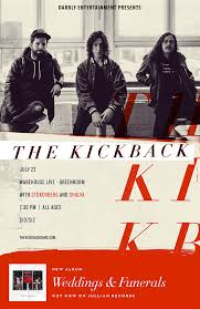 kickback wedding band warehouse live the kickback tickets the greenroom at