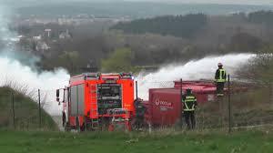 Ffw Bad Doberan Feuerwehr Einsatz In Großfriesen Brand Eines Müllhaufens Mit Der
