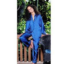 cocoon traveler u0027s tree womens silk pajama set going in style