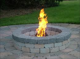 Wood Burning Kits At Lowes by Exteriors Magnificent Lowes Fire Pit Kit Instructions Outdoor