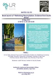 Launch Invitation Card Sample Invitation A People U0027s Conversation U2013 Combating Xenophobia In Sa U2013 Ijr