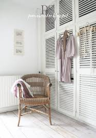 White Shutter Closet Doors Wardrobe Doors Exactly What I Want My Closet Wall