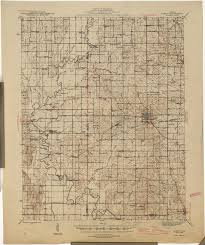 Us Maps Of Virginia Related Keywords Amp Suggestions Us by Illinois Historical Topographic Maps Perry Castañeda Map
