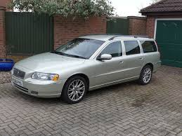 sold volvo v70 d5 se diesel 2006 185hp manual low mileage